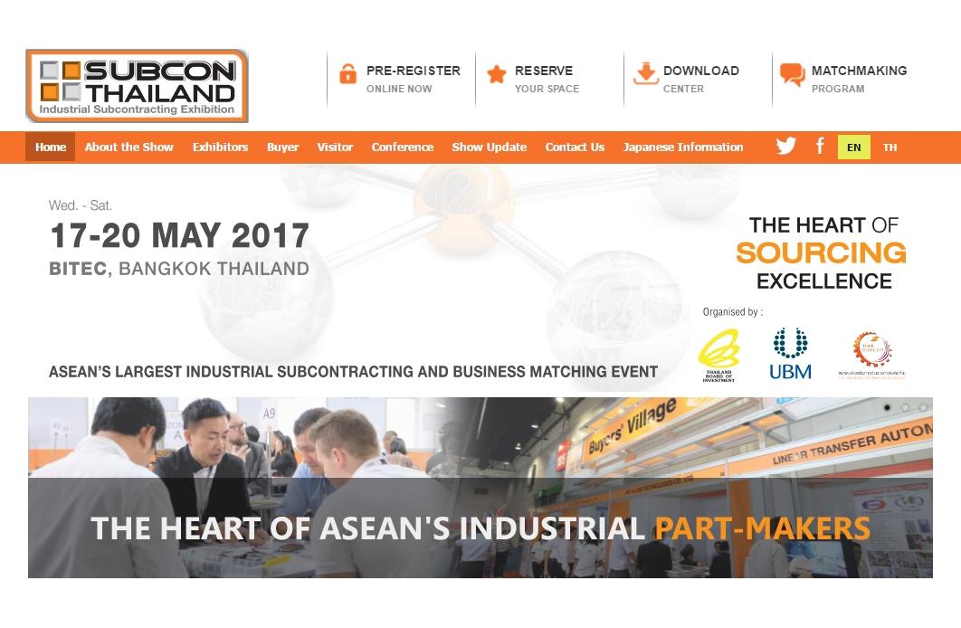 SubCon Thailand 2017